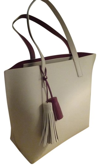 Preload https://img-static.tradesy.com/item/20197781/kate-spade-tasha-two-in-and-white-and-red-leather-tote-0-3-540-540.jpg