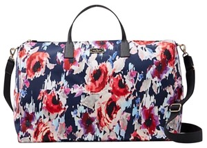 Kate Spade Hazy Floral Travel Bag