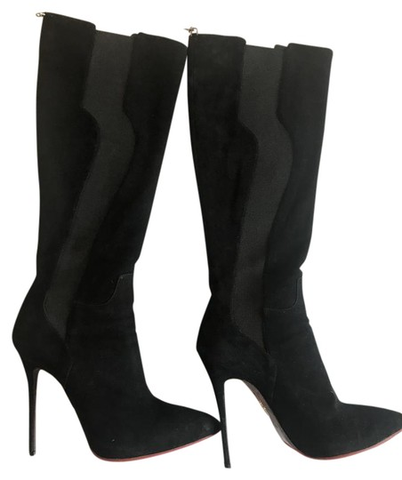 Preload https://img-static.tradesy.com/item/20197805/cesare-paciotti-black-suede-bootsbooties-size-us-9-regular-m-b-0-3-540-540.jpg