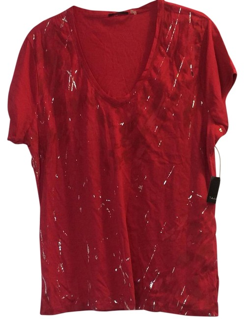 Preload https://img-static.tradesy.com/item/20197877/tahari-red-tee-shirt-size-16-xl-plus-0x-0-1-650-650.jpg