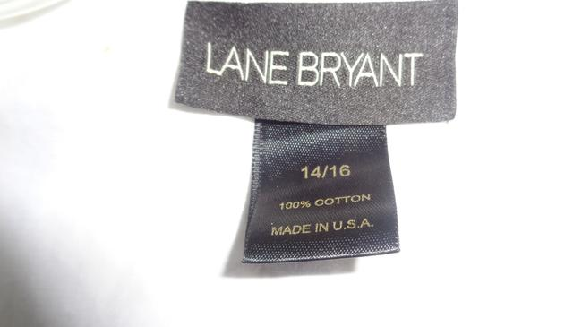 Lane Bryant Button Down Shirt