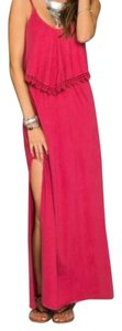 Faded red/pink Maxi Dress by O'Neill