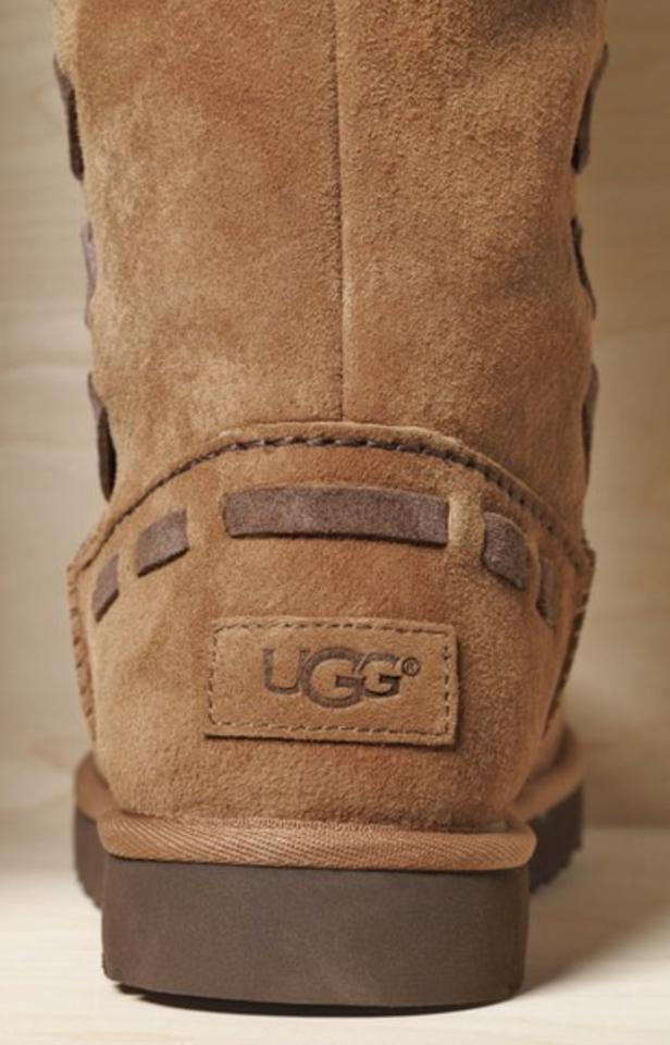 bf39d95fc29 UGG Australia Chestnut Uggs Rosana Tall 9 1008044 Boots/Booties Size US 10  Regular (M, B) 37% off retail