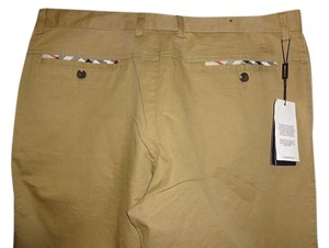 Burberry London Skinny Pants beige