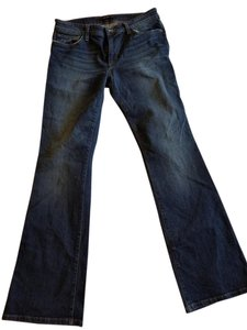 JOE'S Petite Boot Cut Jeans-Dark Rinse
