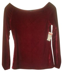 DEB Velvet Winter Sweatshirt