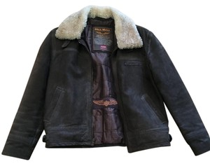 American Classic chocolate brown Leather Jacket