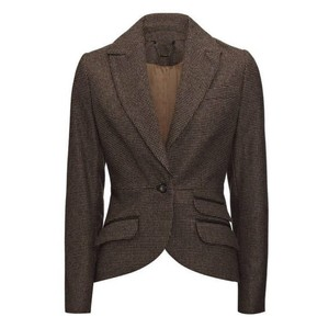Barbour Brown Blazer