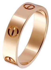 Cartier Cartier Rose Gold Love Ring US 6.25 EU 53