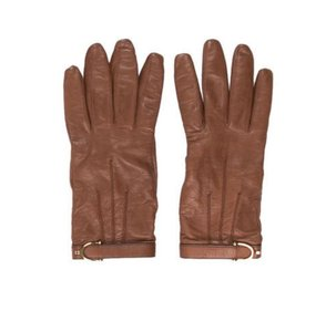 Gucci GUCCI LAMBSKIN GLOVES SIZE 8 SMALL