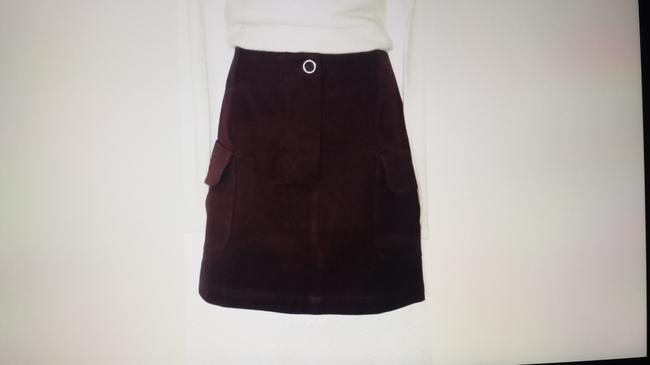 Kate Organics Skirt Brown