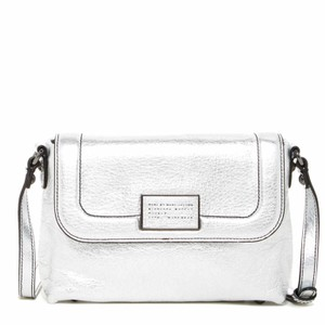 Marc by Marc Jacobs Leather Metallic Cross Body Bag