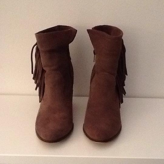 Steve Madden Taupe Boots