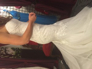 Justin Alexander 9784 Wedding Dress