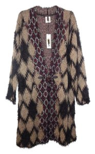 BCBGMAXAZRIA Nwt Sweater Coat Bcbg Medium Cardigan