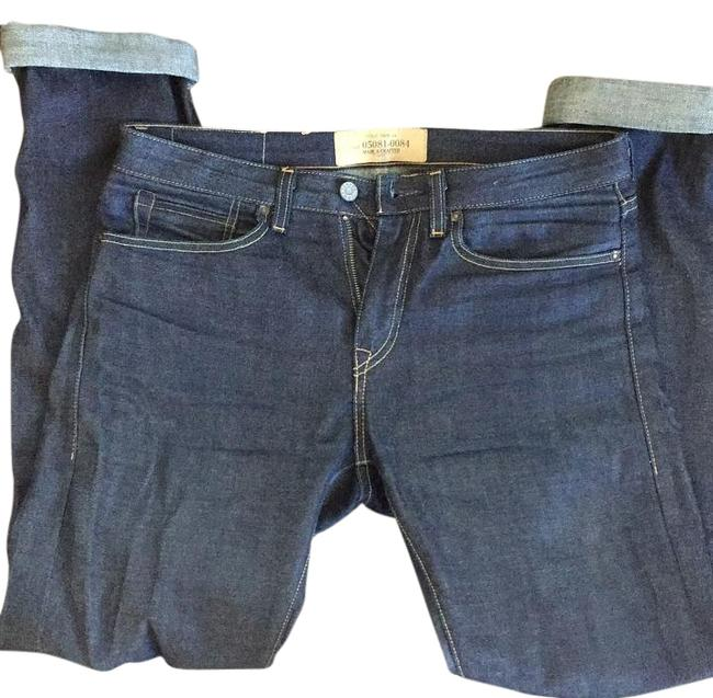Preload https://img-static.tradesy.com/item/20200928/levi-s-blue-made-and-crafted-denim-boot-cut-straight-leg-jeans-size-31-6-m-0-1-650-650.jpg