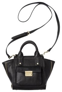 3.1 Phillip Lim for Target Pashli Satchel in Black, Gold