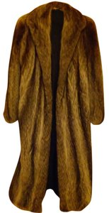 Revillon Furs Full Length Vintage Fur Coat