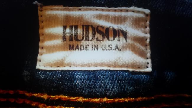 Hudson Capri/Cropped Denim-Light Wash
