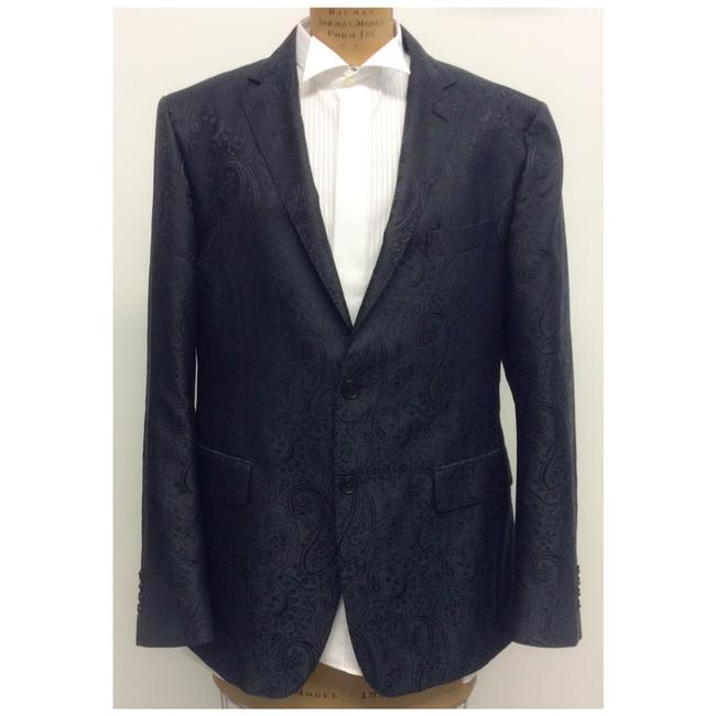 Preload https://img-static.tradesy.com/item/20201510/etro-black-men-s-european-paisley-silk-blazer-size-os-0-0-650-650.jpg