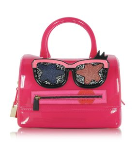 Furla Sunglasses 8051510294610 830140 Pink Satchel