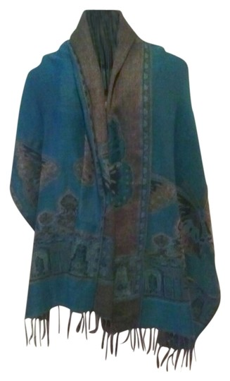 Other New! Pashmina Butterfly Print Scarf/Wrap