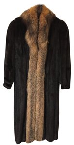 Fur Mink Fur Coat