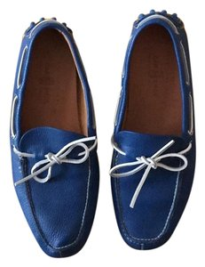The Original Car Shoe Blue Athletic