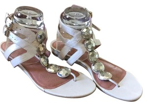 Ballasox by Corso Como Cream/gold Sandals
