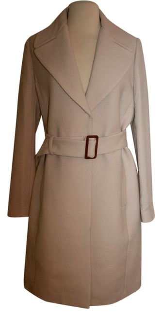 Preload https://img-static.tradesy.com/item/20201774/jcrew-double-cloth-belted-vintage-champagne-coat-size-8-m-0-1-650-650.jpg