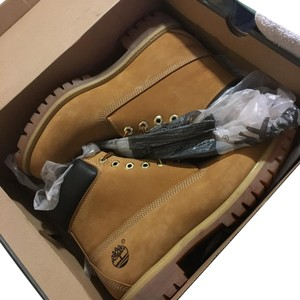 Timberland Wheay Brown Boots