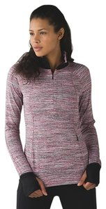Lululemon Lululemon Runderful 1/2 Zip Berry Rumble