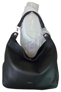 Furla Leather Hobo Bag