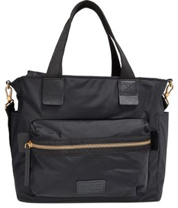 Marc by Marc Jacobs Black/Gold Diaper Bag