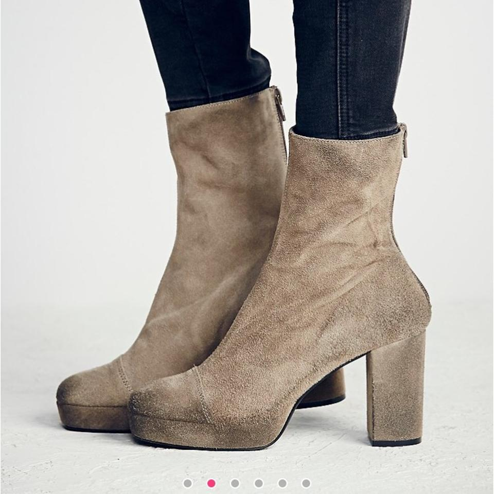 People Boots Free Free Ankle Booties People 7PEIn