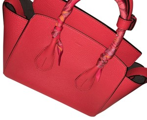 Bally Satchel in Red