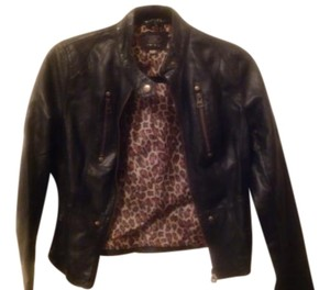 TCEC Leather Jacket