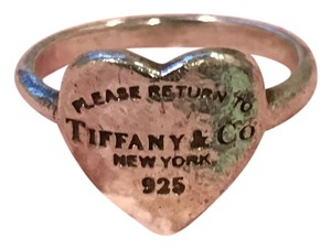 Tiffany & Co. Please Return To Tiffany