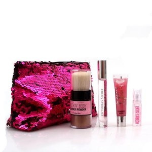 Victoria's Secret Bombshell Pink Diamonds Gift Set