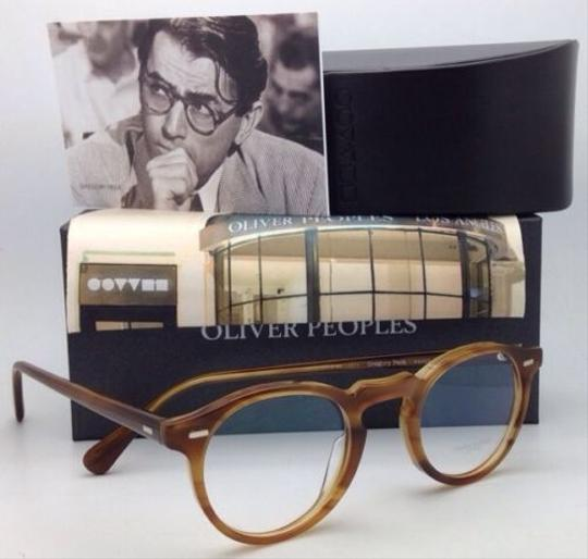 Oliver Peoples OLIVER PEOPLES Eyeglasses GREGORY PECK OV 5186 1011 47-23 Raintree