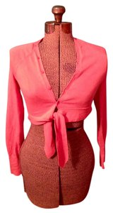 Mixit Tie Buttons Cardigan