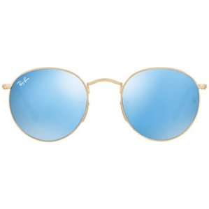 Ray-Ban Flash Round Mirror