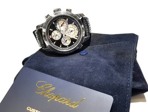 Chopard CHOPARD Mille Miglia Blue Dial Black Rubber Men's Watch
