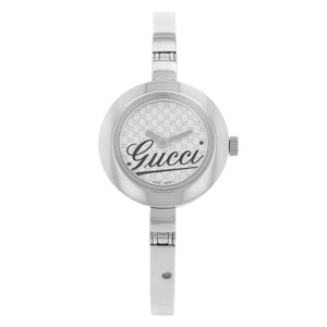 Gucci Gucci 105 YA105528 Stainless Quartz Ladies Watch (11284)