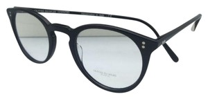 Oliver Peoples New OLIVER PEOPLES VINTAGE Eyeglasses O'MALLEY 5183 1005L 45-22 Black
