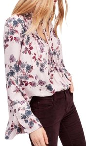 Free People Top Lavenda