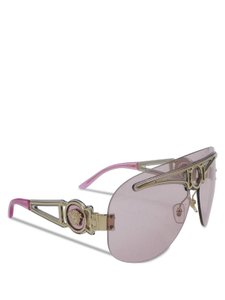 Versace Versace Pink and Pale Gold Shield