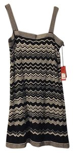 Missoni for Target short dress Black & white on Tradesy