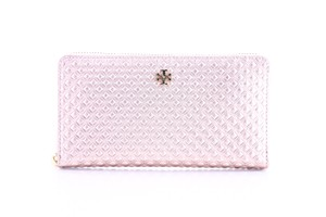 Tory Burch * Marion Embossed Multi-Gusset Zip Continental