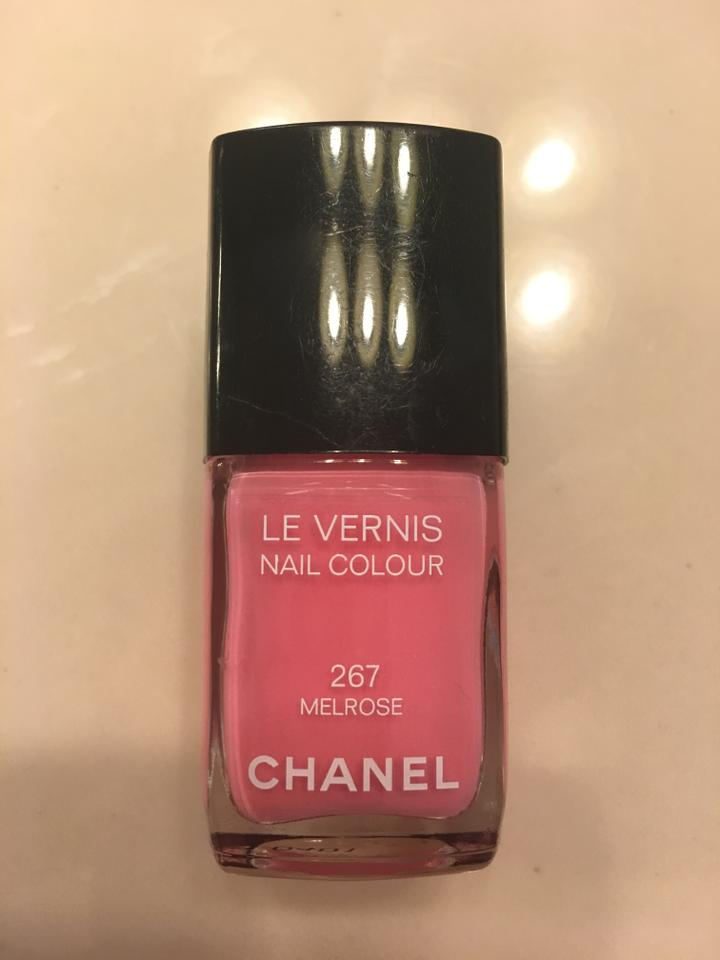 Chanel Multi Color Set Limited Edition Los Angeles Nail Polish Of 4 ...